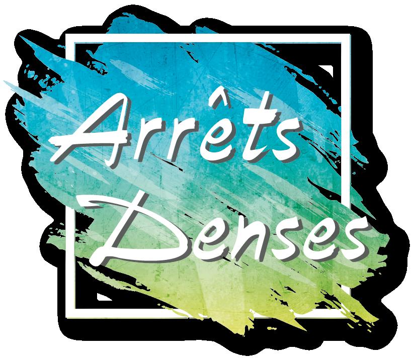 Association Arrêts Denses Logo